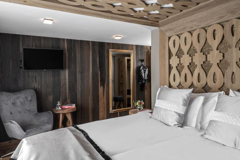 Boutique Hotel Bären Gonten - Doppelzimmer