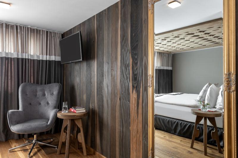 Boutique Hotel Bären Gonten - Residenz Boutique Doppelzimmer