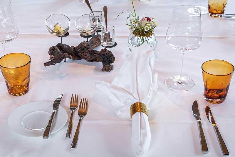 Klassik-Wellness im Appenzell - Boutique Hotel Bären Gonten - Fine Dining